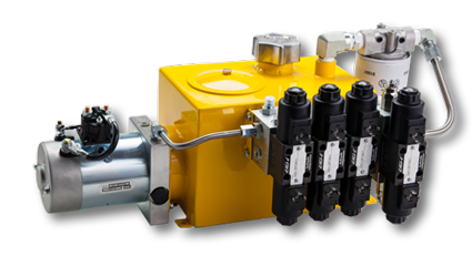 Hydraulic Power Units Custom Power Packs Eagle Hydraulic